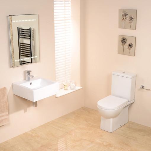 Varano Salou Bathroom Suite