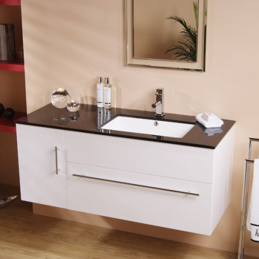 Eden 120 Wall Mounted Vanity Unit