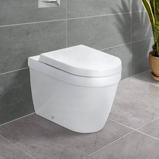 Vigo Left Hand Corner Combination Unit with White Basin