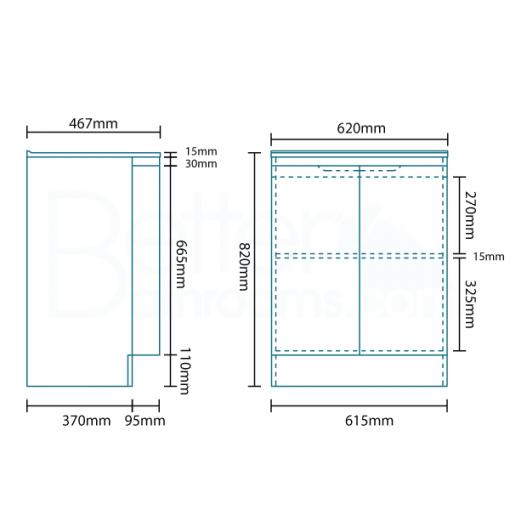 Voss™ 620 Door Combination Unit