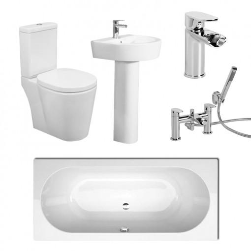 Ravenna 1700 Complete Bath Suite Deal