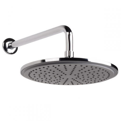 EcoStyle Dual Valve with 250mm Shower Head & Wall Arm