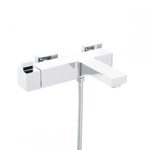 Euphoria Premium Wall Mounted Bath Shower Mixer