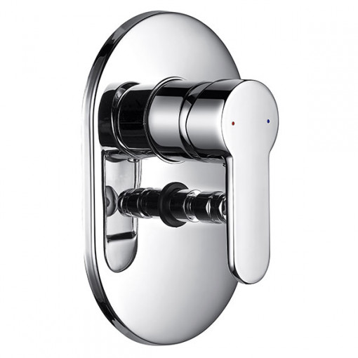 Nuovo Premium Concealed Lever Shower Valve with Diverter