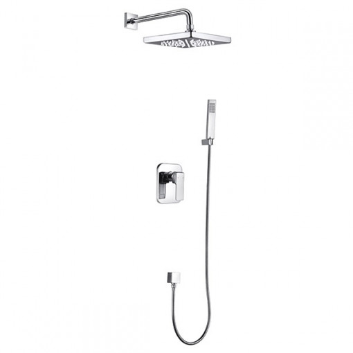 Serrato Premium Concealed Lever Shower Valve with Diverter