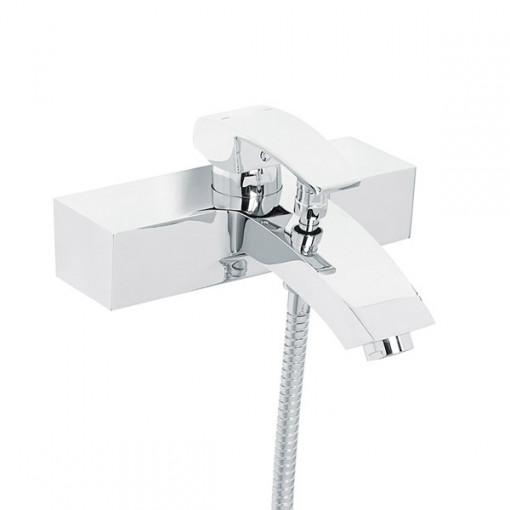 Fabia Premium Wall Mounted Bath Shower Mixer