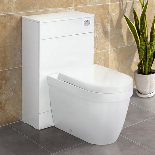 Aspen™ Back to Wall Unit & Aurora Toilet