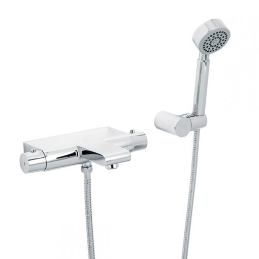 Montroc Premium Thermostatic Bath Shower Mixer with Circo Handset
