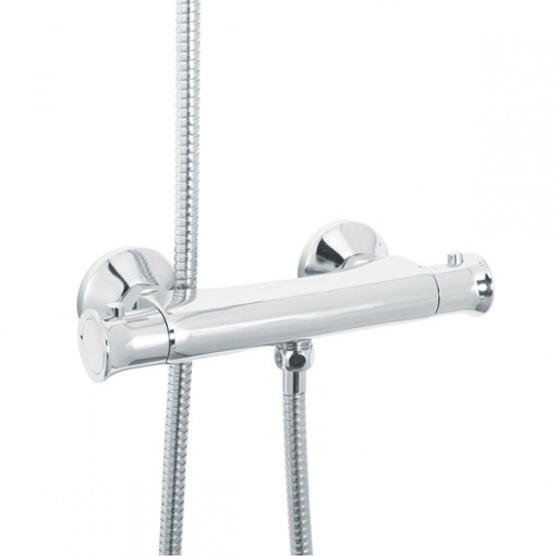 Rina Slide Shower Rail Kit with Ecobar Valve