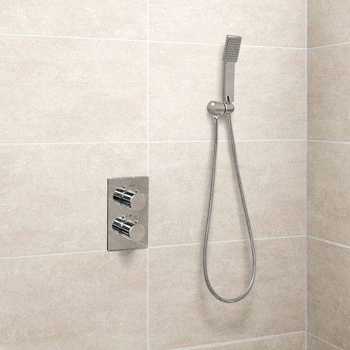 EcoS9 Dual Control Shower Valve with Handset