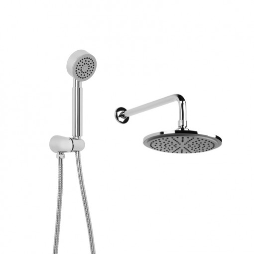 Fabia Premium Concealed Dual Control Shower Mixer with Handset and Head