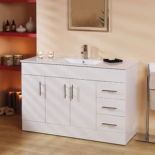 Aspen™ 120cm Vanity Unit & WC