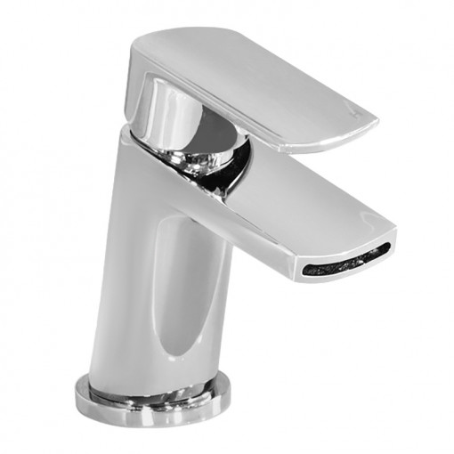 Voss Waterfall Basin Mixer and Bath Filler Tap Pack