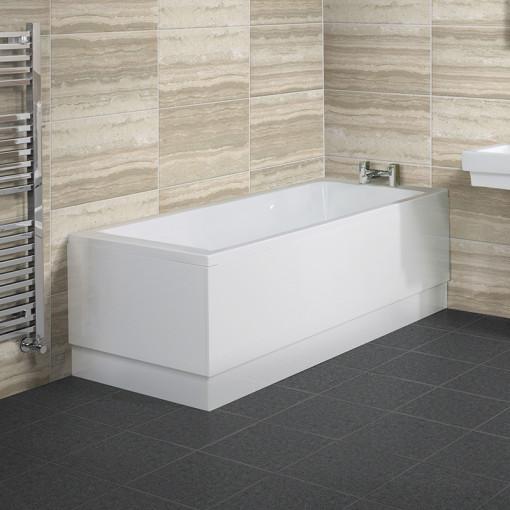 Carona Como 1700 x 750 Bathroom Suite