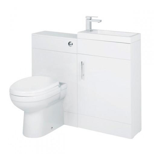 Aspen™ White Combination Unit