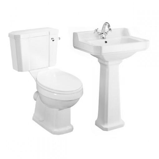 Park Royal™ Traditional Toilet & Basin Suite