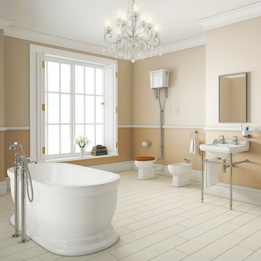 Park Royal™ Traditional High Level Bathroom Suite