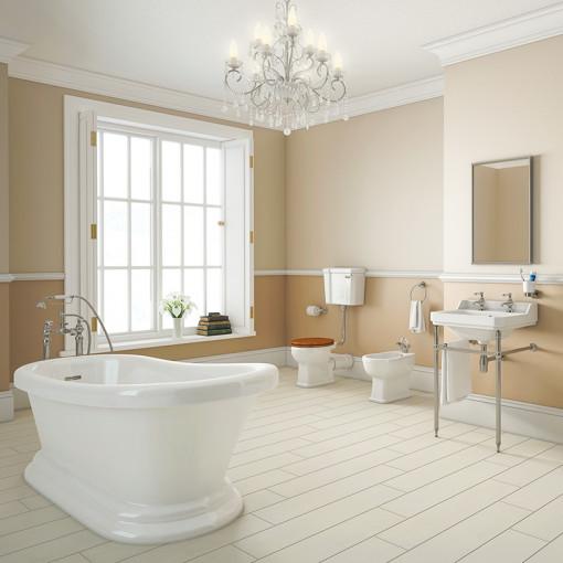 1700 Park Royal™  Low Level Bathroom Suite