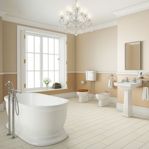 Park Royal™ Low Level Three Piece Bathroom Suite