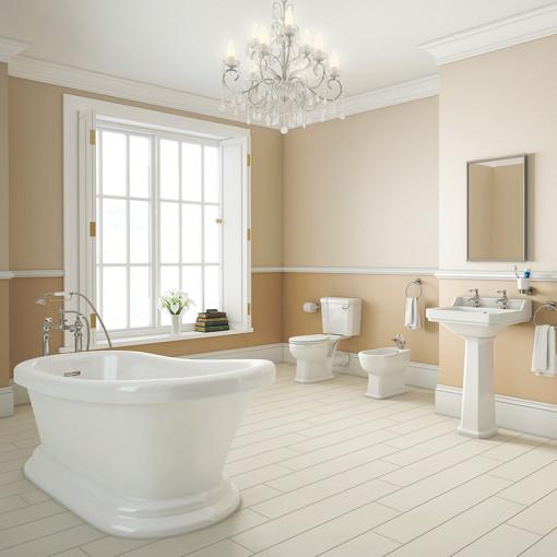 Traditional Park Royal™ Close Coupled Bathroom Suite