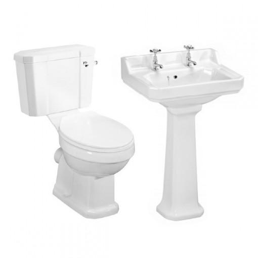 Park Royal™ Traditional Toilet & 560 Basin Suite