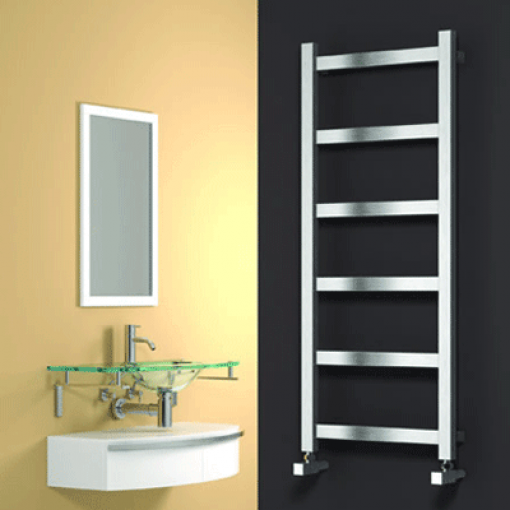 Reina Mina Stainless Steel Radiator