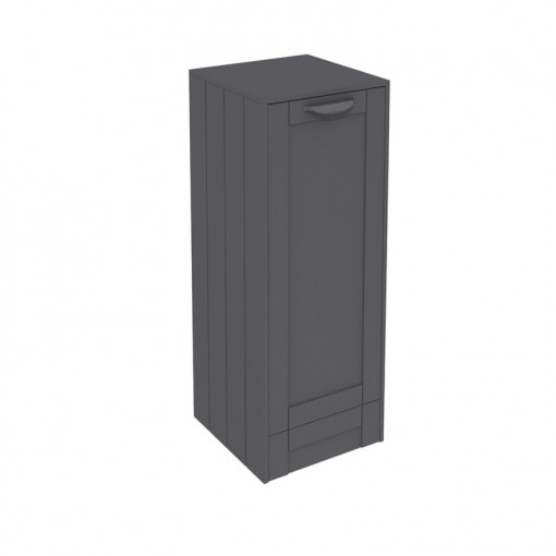 Nottingham Grey Single Door Storage Unit