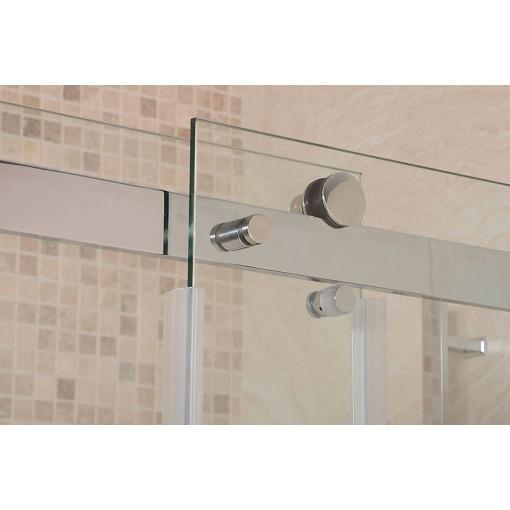 Aquafloe™ Elite ll 8mm 1000 x 800 Frameless  Sliding Door Shower Enclosure