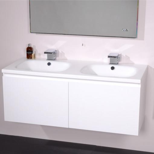 Barcelona White 1200 Vanity Unit