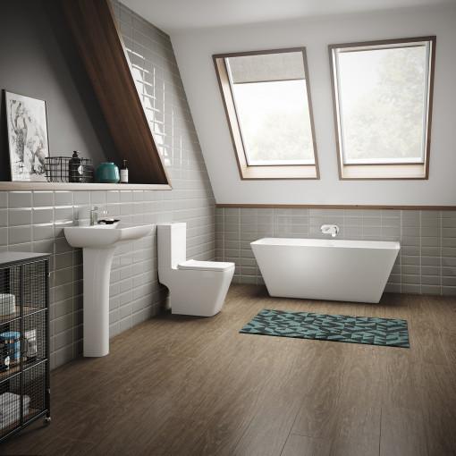 Porto 1620 Voss Bathroom Suite