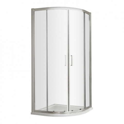 Prima Juno 900 Shower Cubicle Suite with Shower Tray