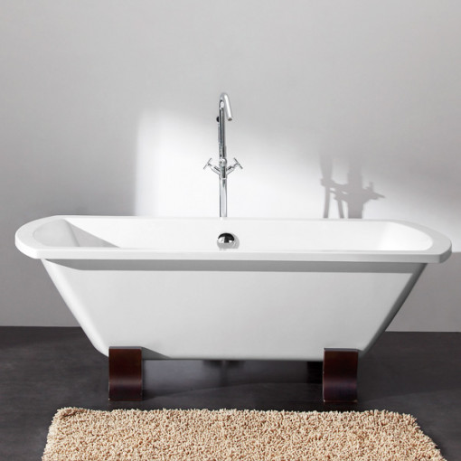 Tabor 1800 x 840 freestanding bath for Bath 1800
