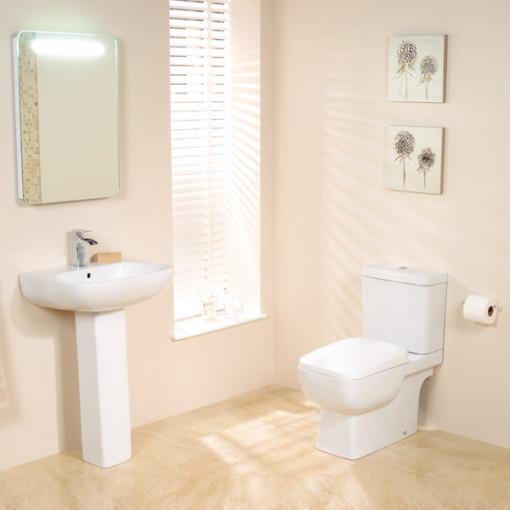 Carona Bathroom Suite