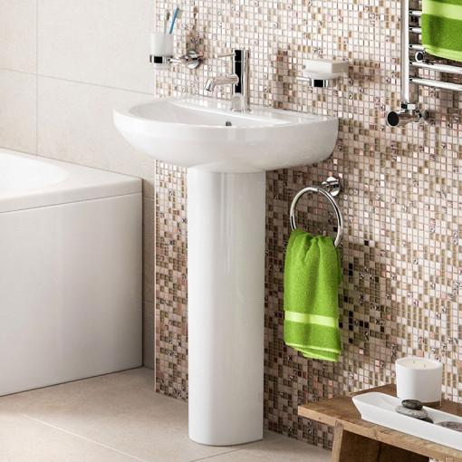 Micro™ Basin and Pedestal