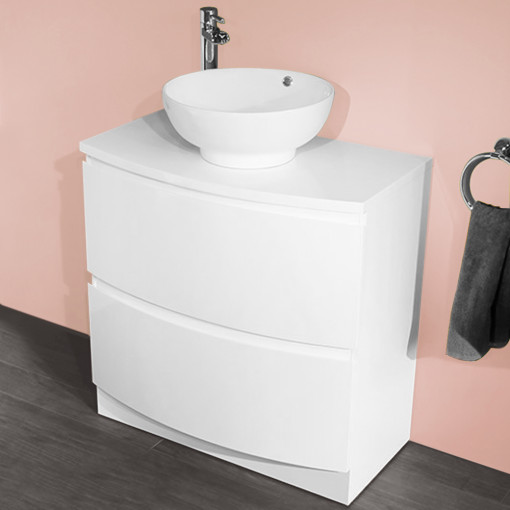 Voss™ 810 Floor Mounted Vanity Drawer Unit