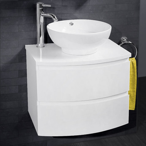 Voss™ 620 Wall Mounted Vanity Drawer Unit