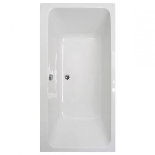Turin™ 1800 x 900 Double Ended Bath