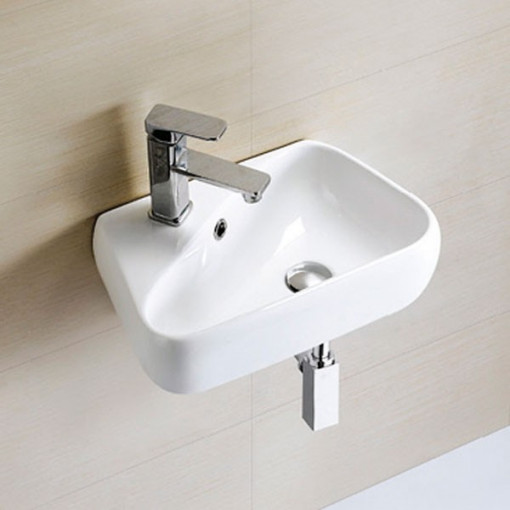 Eton Right Hand Wall Mounted Basin