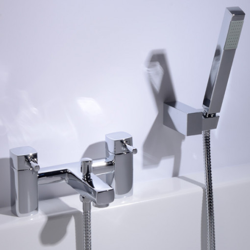 Form Deluxe Basin Mono And Bath Shower Mixer Tap Pack