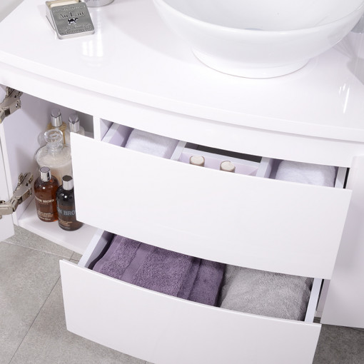 Voss™ 1010 Wall Mounted Door and Drawer Unit