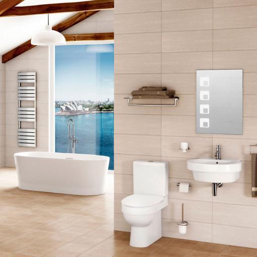 Hallmoor Bathroom Suite
