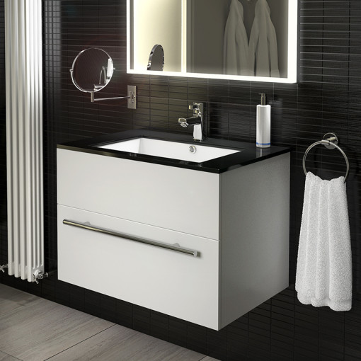 Eden 75 Wall Mounted Vanity Unit