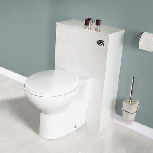 Aspen Back To Wall Unit & Tampa Toilet