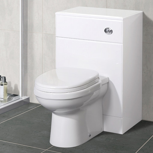 Windsor™ Back to Wall Unit & Impressions Toilet