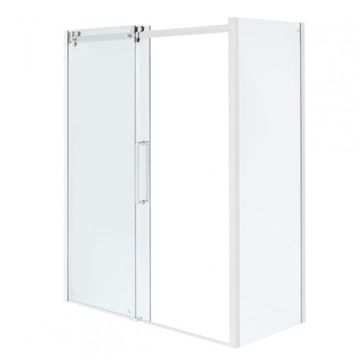 Trinity Premium 10mm 1400 x 900 Right Hand Frameless Sliding Door Enclosure