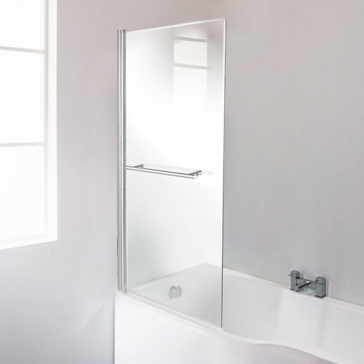 Tabor™ 1600 Shower Bath & 460mm Two Piece Suite with Tabor™ Taps
