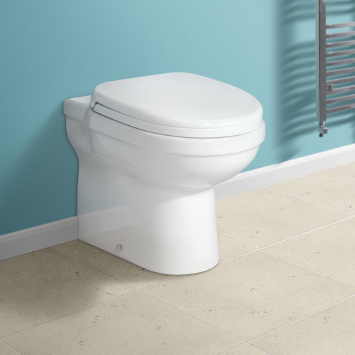 Voss™ 550 WC Unit with Impressions Toilet