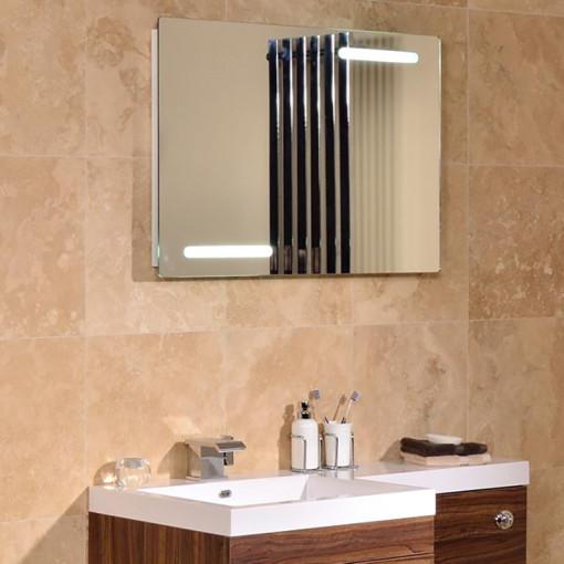 Aura Illuminated Mirror