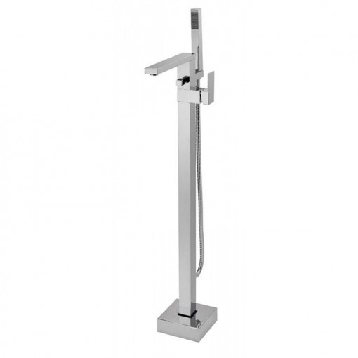 Cube Freestanding Tap Pack