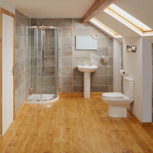Impressions 900 Shower Cubicle Suite